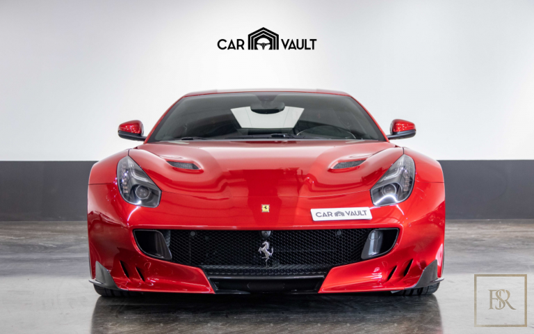 2017 Ferrari F12 TDF Black Alcantara for sale For Super Rich