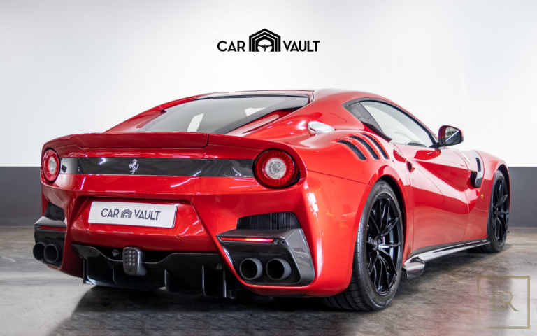 2017 Ferrari F12 TDF 6.3 Litre V12 for sale For Super Rich