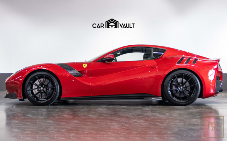 2017 Ferrari F12 TDF Sedan for sale For Super Rich
