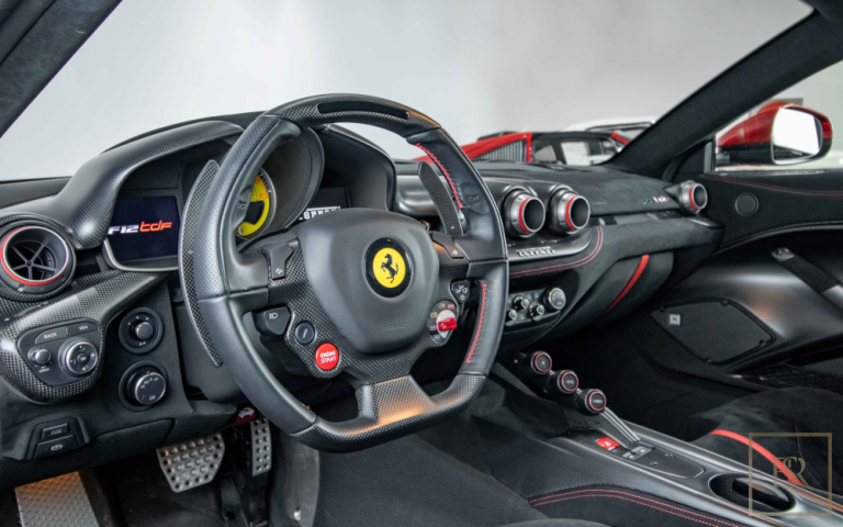 2017 Ferrari F12 TDF luxury for sale For Super Rich