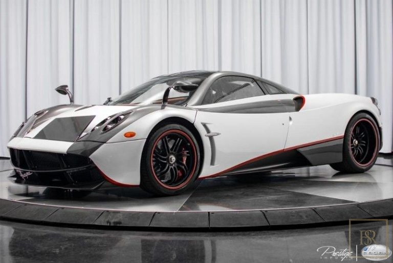 2016 Pagani HUAYRA Automatic for sale For Super Rich