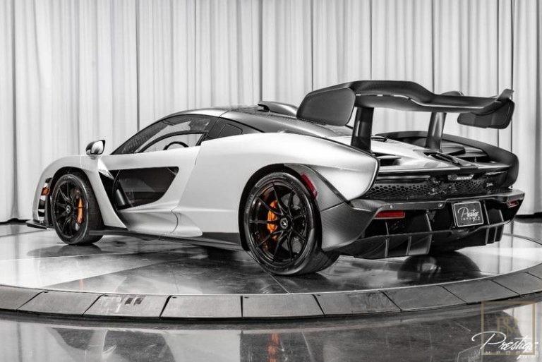 2019 McLaren Senna supercar for sale For Super Rich