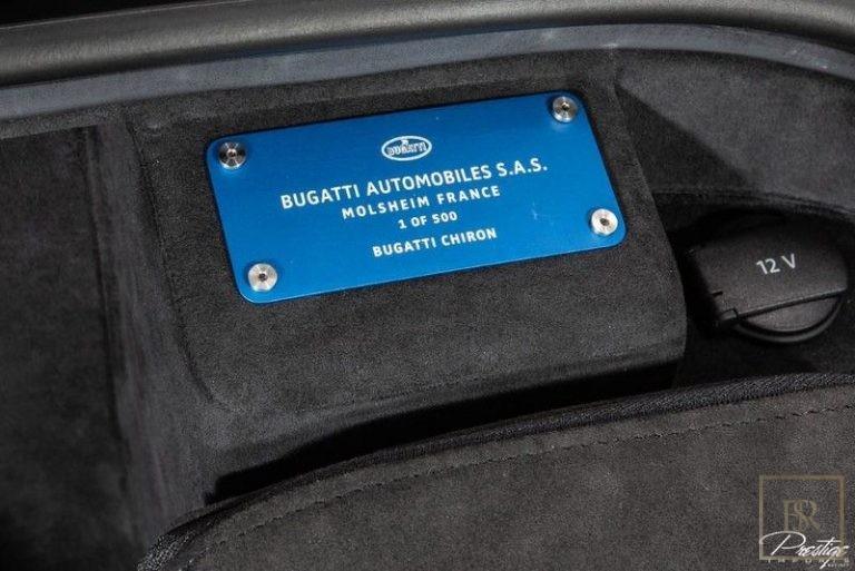2019 Bugatti CHIRON search for sale For Super Rich