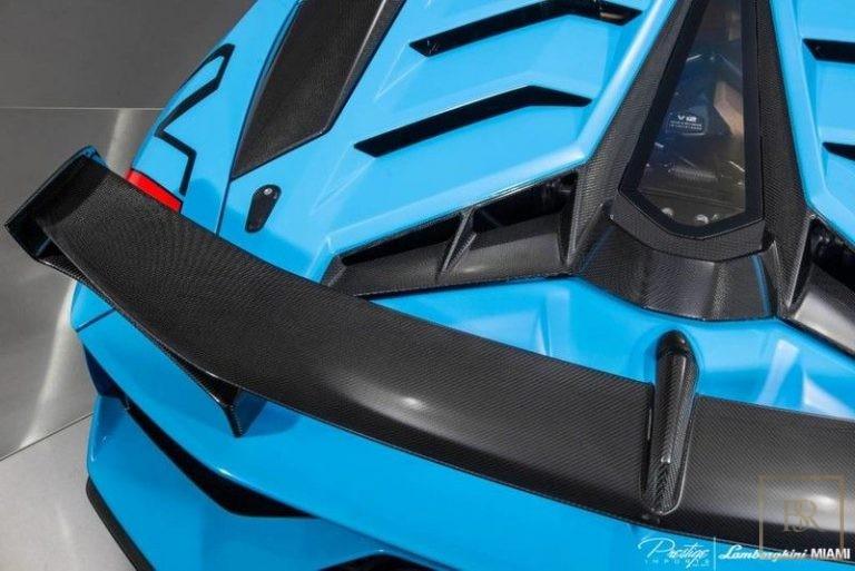 2019 Lamborghini AVENTADOR SVJ Coupe for sale For Super Rich