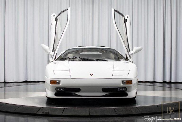 used Lamborghini DIABLO SV for sale