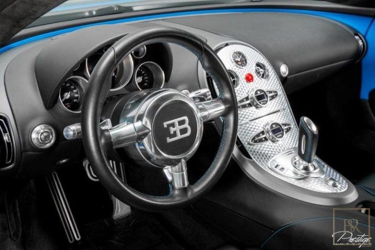 2010 Bugatti VEYRON supercar for sale For Super Rich