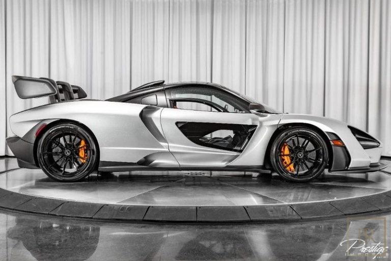2019 McLaren Senna ____ for sale For Super Rich
