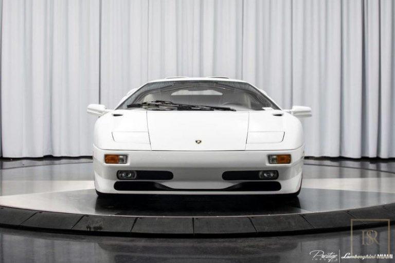 used Lamborghini DIABLO SV for sale worldwide
