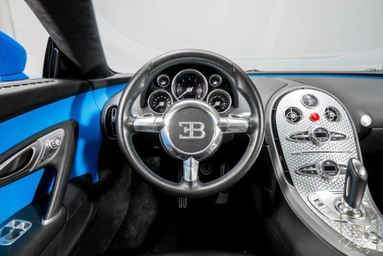 used Bugatti VEYRON for sale worldwide