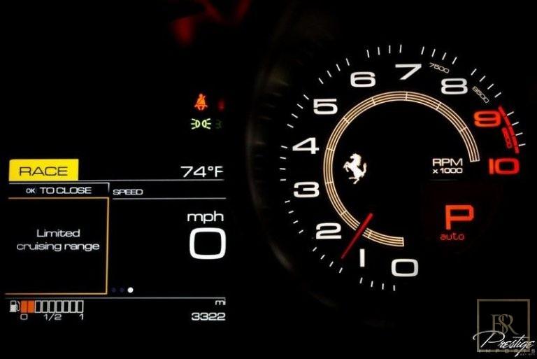 2016 Ferrari F12 TDF value for sale For Super Rich