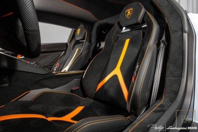 2019 Lamborghini AVENTADOR SVJ luxury for sale For Super Rich
