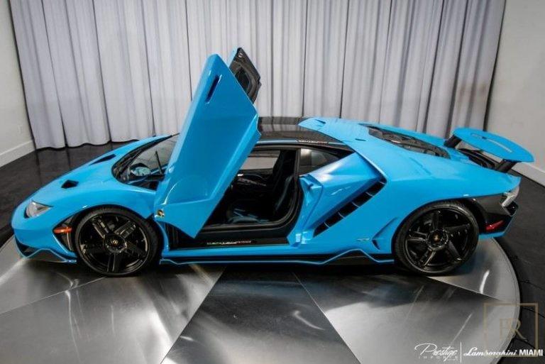 2017 Lamborghini Centenario buy for sale For Super Rich