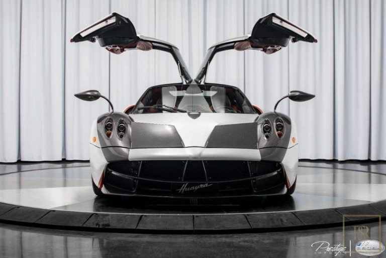 2016 Pagani HUAYRA Ametista Red for sale For Super Rich