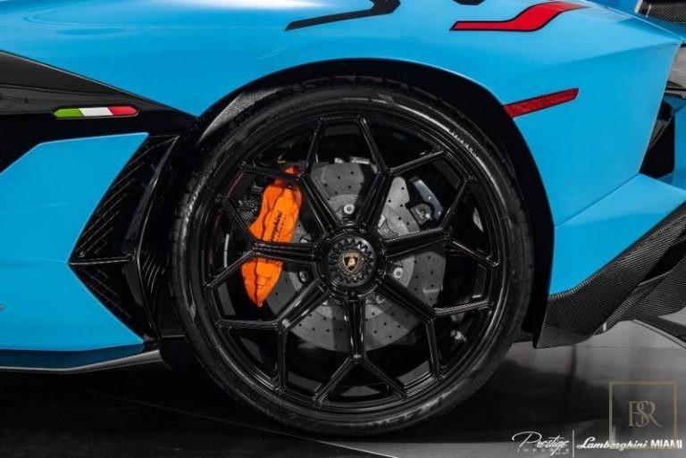 2019 Lamborghini AVENTADOR SVJ United States for sale For Super Rich