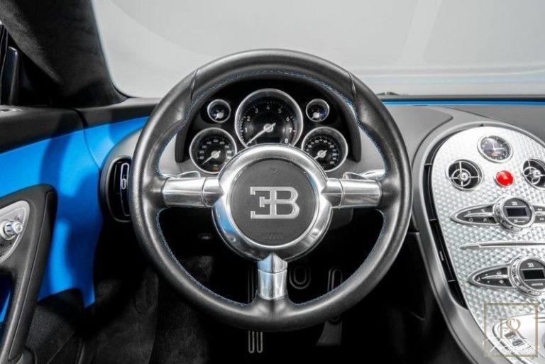 2010 Bugatti VEYRON Automatic for sale For Super Rich