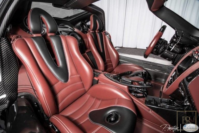 2016 Pagani HUAYRA image for sale For Super Rich