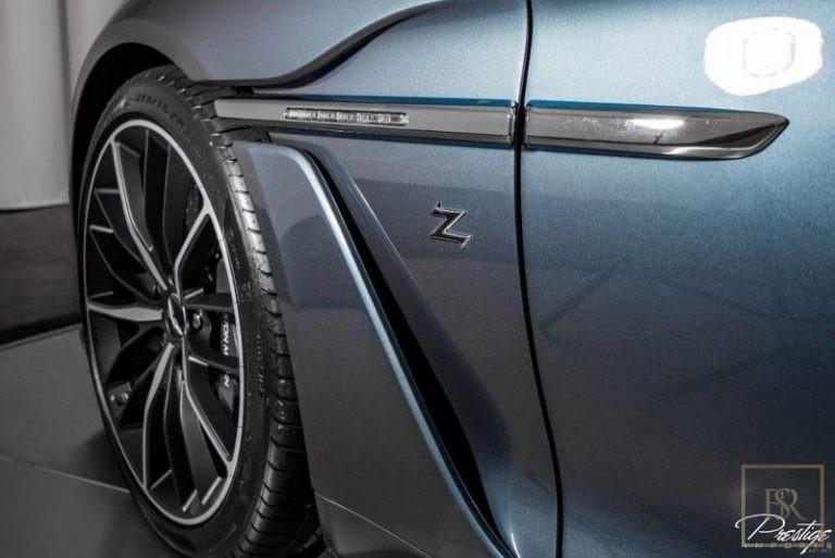 most expensive supercars for sale Aston Martin Vanquish Zagato used