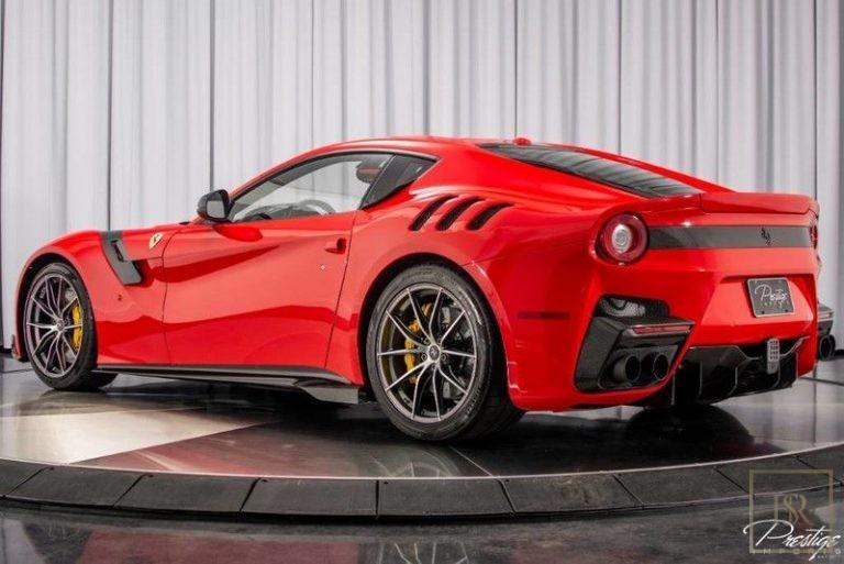 2016 Ferrari F12 TDF 775HP for sale For Super Rich