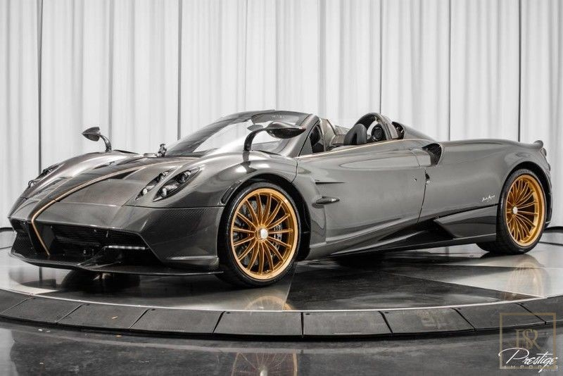 2017 Pagani HUAYRA for sale For Super Rich