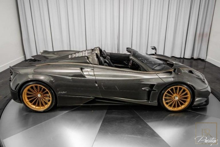 2017 Pagani HUAYRA 800 HP for sale For Super Rich
