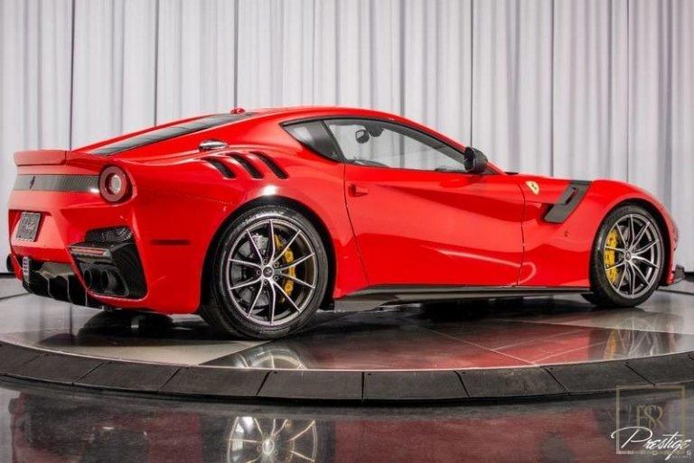 2016 Ferrari F12 TDF Used for sale For Super Rich