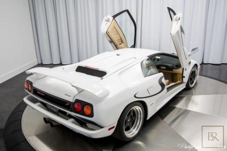 used Lamborghini DIABLO SV for sale supercars