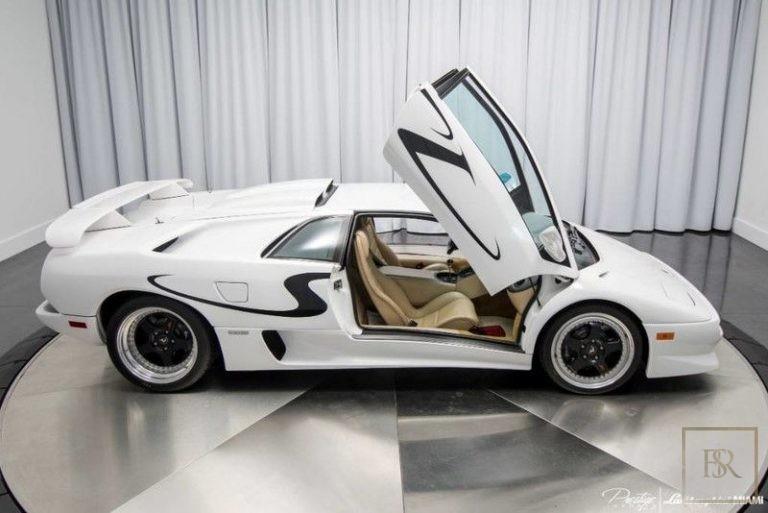 most expensive car used Lamborghini DIABLO SV for sale