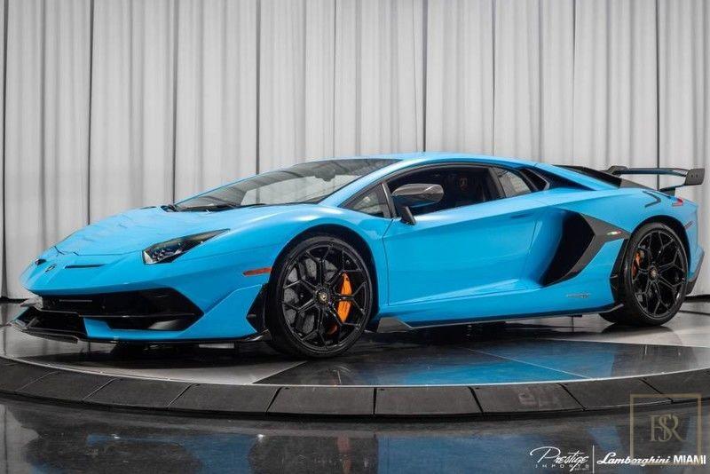 2019 Lamborghini AVENTADOR SVJ for sale For Super Rich