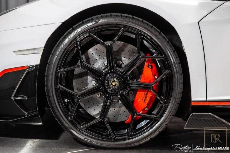 2019 Lamborghini AVENTADOR SVJ Other for sale For Super Rich
