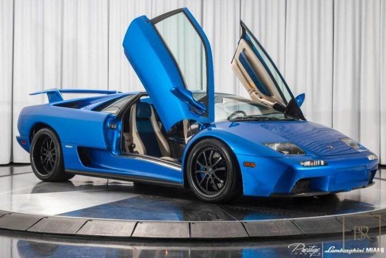 Lamborghini DIABLO VT 6.0 for sale