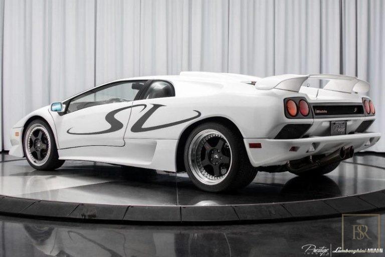 used Lamborghini DIABLO SV for sale exotic cars