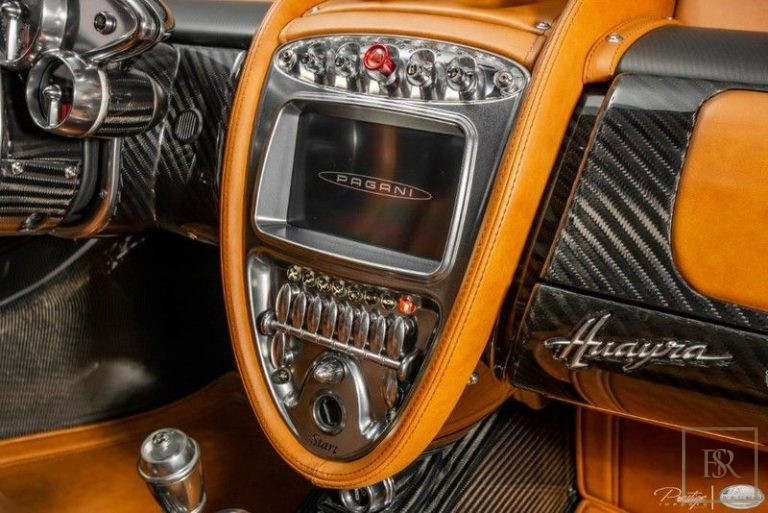 2014 Pagani HUAYRA argus for sale For Super Rich