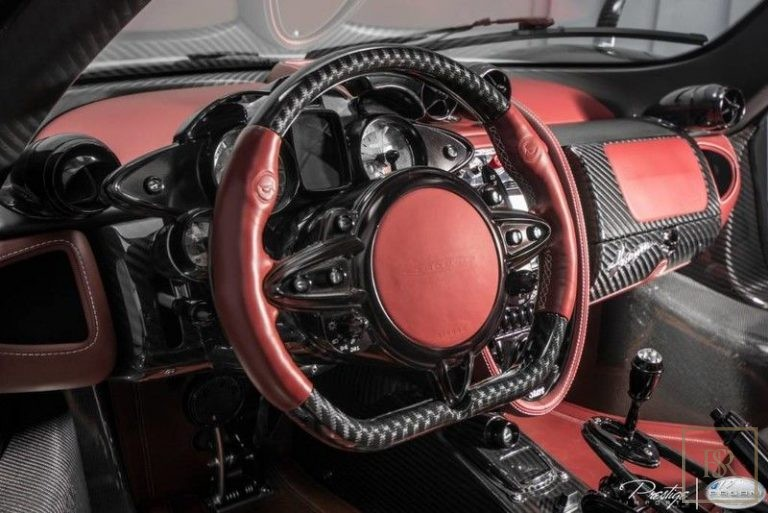 2016 Pagani HUAYRA value for sale For Super Rich