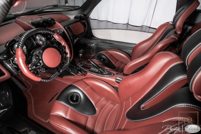 2016 Pagani HUAYRA argus for sale For Super Rich