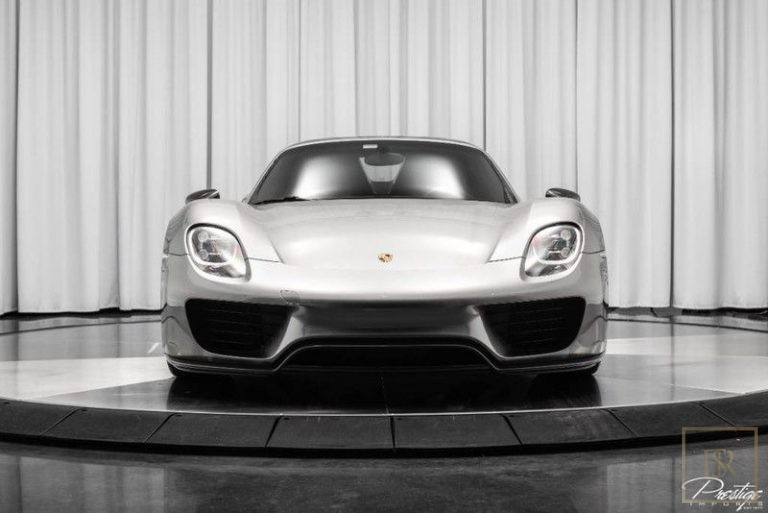 used Porsche 918 SPYDER for sale
