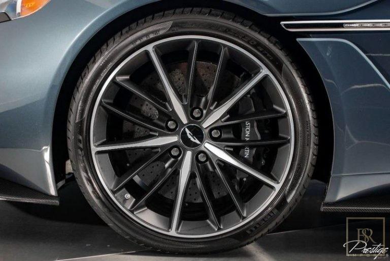 most expensive car used Aston Martin Vanquish Zagato for sale