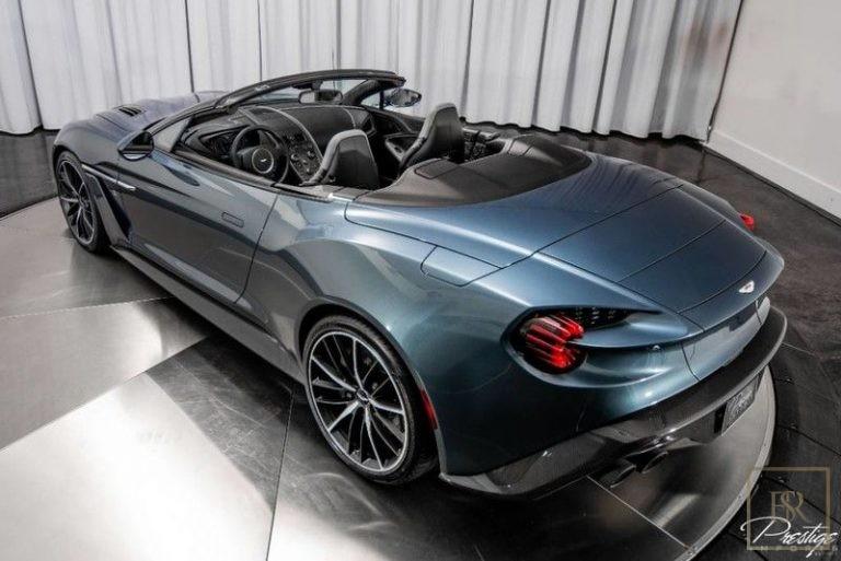 used Aston Martin Vanquish Zagato for sale worldwide