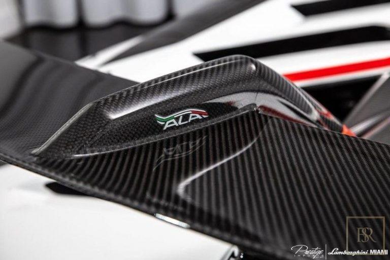 2019 Lamborghini AVENTADOR SVJ Used for sale For Super Rich