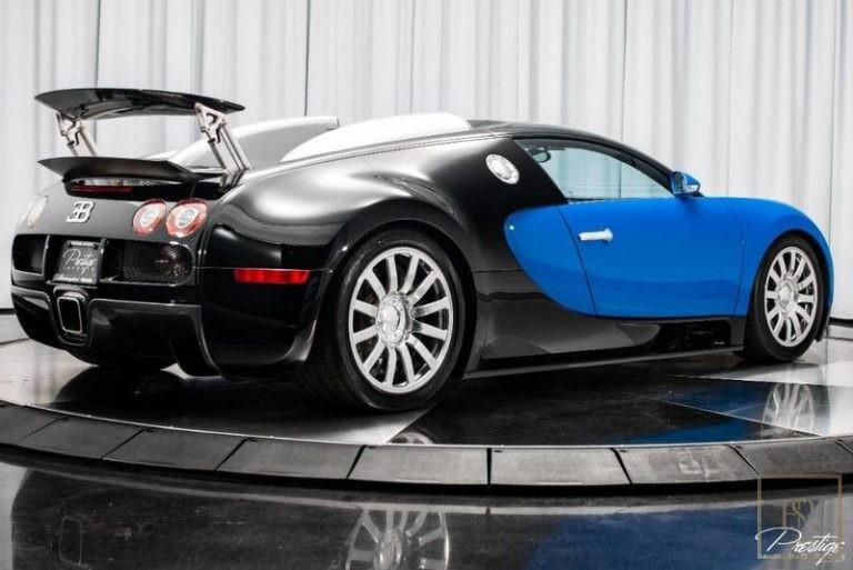 2010 Bugatti VEYRON  for sale For Super Rich