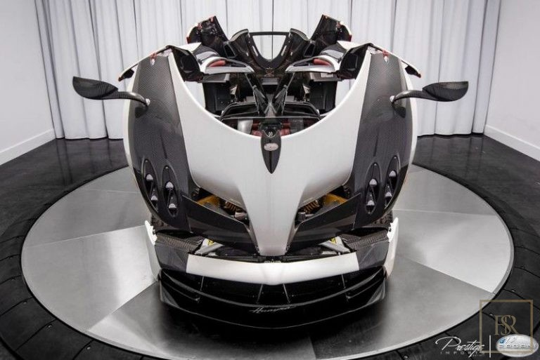 2016 Pagani HUAYRA United States for sale For Super Rich
