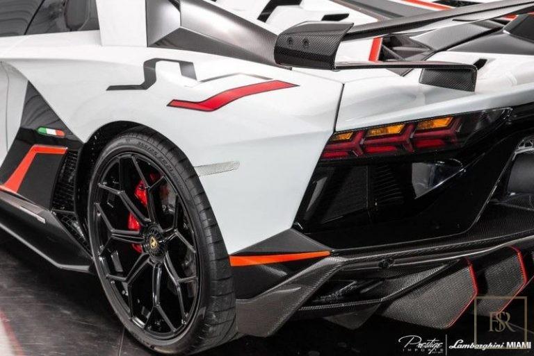 2019 Lamborghini AVENTADOR SVJ buy for sale For Super Rich