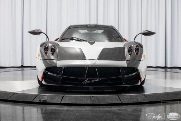 2016 Pagani HUAYRA Used for sale For Super Rich
