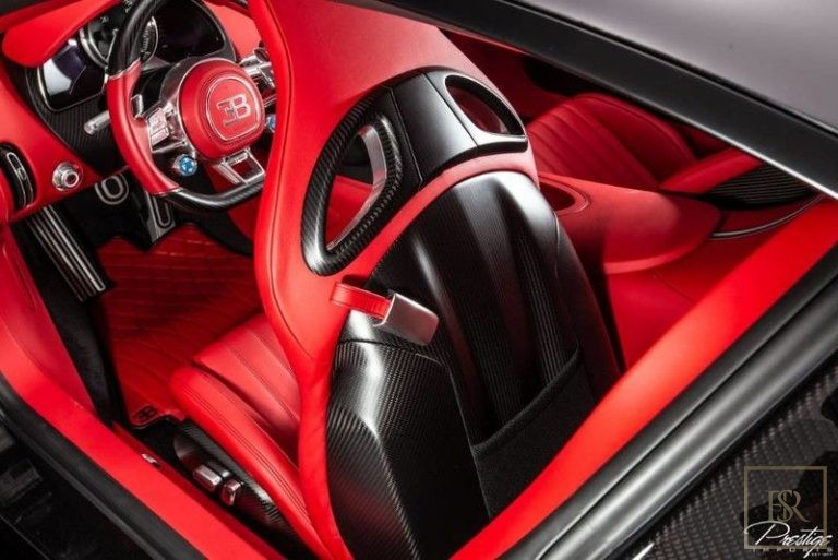 most luxury car for sale Bugatti CHIRON used