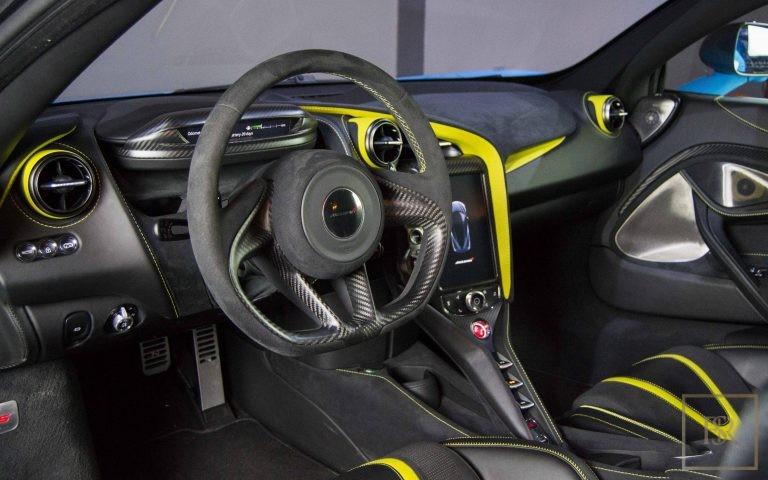 used McLaren 720S for sale luxury car