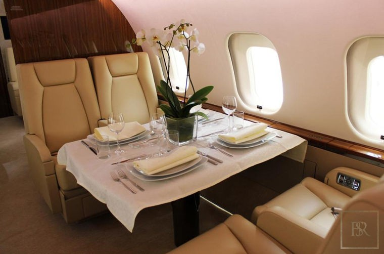 2011 BOMBARDIER  luxury charter rental For Super Rich