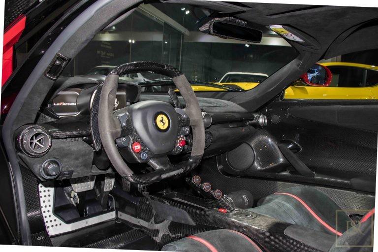 2014 Ferrari LA FERRARI Used for sale For Super Rich