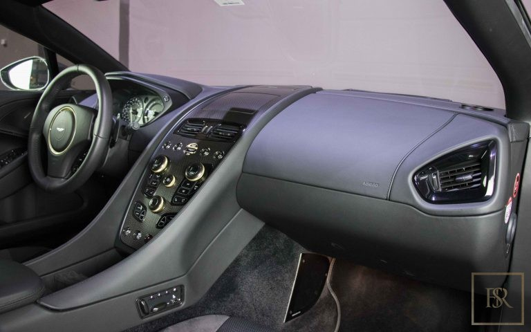 2017 Aston Martin Vanquish Zagato United Arab Emirates for sale For Super Rich