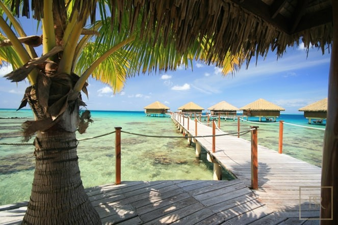 For super rich villa Huahine French Polynesia for sale