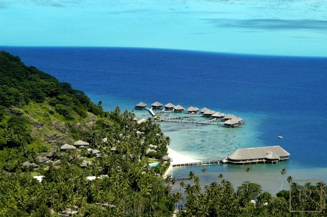 Ultra luxury property Huahine French Polynesia for sale