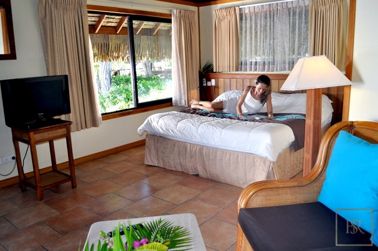 Ultra luxury house Huahine French Polynesia for sale